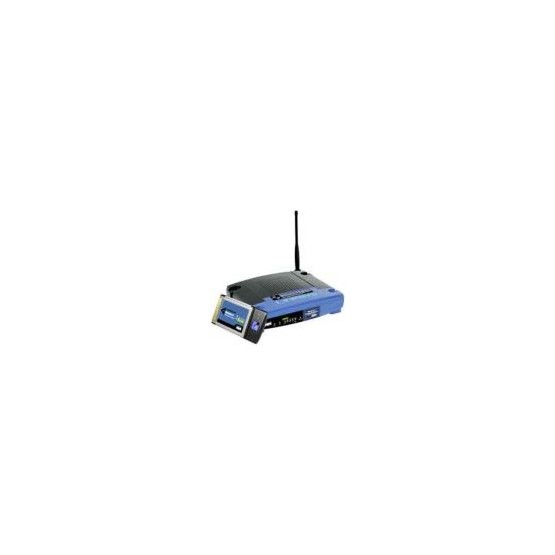 Bundle Wireless-G Kit- Router ADSL