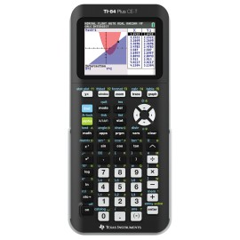 Calculadora Texas Instruments TI-84 Plus CE-T