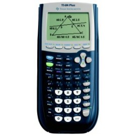 Calculadora Texas Instruments TI 84 Plus