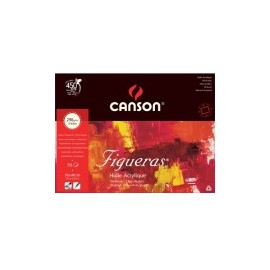 BLOCO CANSON FIGUERAS A3 290GRS