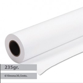 Papel Plotter Everiday Glossy 235gr 610mmx30.5mts