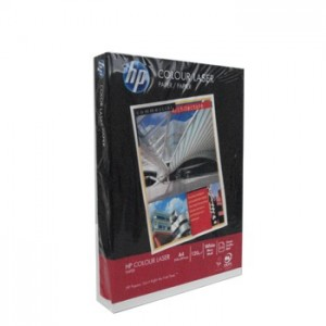 Papel 120gr A4 HP (Colour Laser) 1x250 Folhas