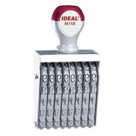 Numerador Ideal 8 Rodas, 11mm