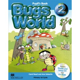 Bugs world 2 - Pupils book
