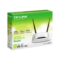 Router TP-Link TL-WR841N Wireless-N 300Mbps (4 Portas)