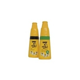Cola Universal Multi-Usos UHU Twist&Glue 35ml - 1un