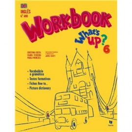 What's up? 6.º ano Workbook