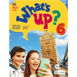 What's up? 6.º ano Manual do aluno