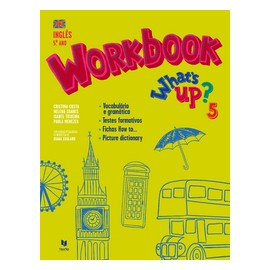 What's up? 5.º ano Workbook